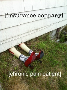 insurance company chronic pain patient